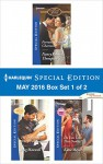Harlequin Special Edition May 2016 - Box Set 1 of 2: Fortune's Prince CharmingThe Detective's 8 lb, 10 oz SurpriseDo You Take This Daddy? (The Fortunes of Texas: All Fortune's Children) - Nancy Robards Thompson, Meg Maxwell, Katie Meyer