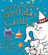 Color Your Own Birthday Cards - David Antram