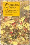 Warriors of Japan: As Portrayed in the War Tales - H. Paul Varley, Paul H. Varley