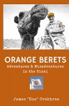 Orange Berets: Adventures and Misadventures in the Sinai - James Crabtree