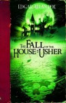 The Fall of The House of Usher (Edgar Allan Poe Graphic Novels) - Matthew K. Manning, Jim Jimenz