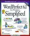 WordPerfect 6.1 for Windows Simplified - Ruth Maran