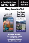 Camilla MacPhee Mysteries 6-Book Bundle: Speak Ill of the Dead / The Icing on the Corpse / Little Boy Blues / The Devil's in the Details / Law and Disorder (A Camilla MacPhee Mystery) - Mary Jane Maffini