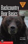 Backcountry Bear Basics (Mountaineers Outdoor Basics) - Dave Smith