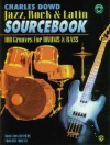 Jazz, Rock & Latin Sourcebook: 100 Grooves for Drums & Bass, Book & CD [With CD] - Charles Dowd