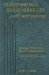 Professional Responsibility: Student Guide, 2007-2008 ed. - Ronald D. Rotunda, John S. Dzienkowski
