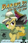 Daring Do and the Jungle of Terror (Daring Do Parodies) - Anonymous Anonymous, Dani Dundee, 4chan