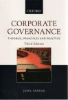 Corporate Governance: Theories, Principles, and Practice - John Farrar