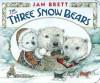 The Three Snow Bears (Board Book) - Jan Brett