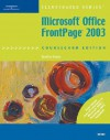 Microsoft Office FrontPage 2003, Illustrated Brief, Coursecard Edition - Jessica Evans