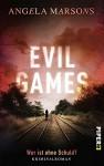 Evil Games - Wer ist ohne Schuld?: Kriminalroman (Kim-Stone-Reihe 2) - Angela Marsons, Elvira Willems