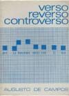 Verso reverso controverso - Augusto de Campos
