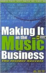 Making It in the Music Busines [With CD] - Carl Campbell, Donald Merriam Allen, Robert Waters