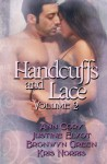 Handcuffs and Lace: Volume 2 - Bronwyn Green, Kris Norris, Justine Elyot