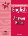 So You Really Want to Learn English Book 1: Answer Book Book 1 - Susan Elkin