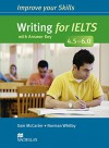 Improve Your Skills: Writing for IELTS 4.5-6.0 Student's Book with Key - Sam McCarter, Norman Whitby