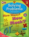 Brighter Child Master Math Solving Problems, Grade 3 - School Specialty Publishing, Brighter Child