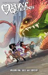 Rat Queens Vol. 1: Sass & Sorcery - Kurtis Wiebe, Roc Upchurch