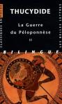 La Guerre du Péloponnèse : Tome 2, Livres III, IV, V - Thucydides, Claude Mossé, Jacqueline de Romilly, Raymond Weil