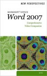 Video Companion DVD for Zimmerman/Zimmerman/Shaffer/Pinard's New Perspectives on Microsoft Office Word 2007 - S. Scott Zimmerman, Beverly B. Zimmerman, Ann Shaffer, Katherine T. Pinard