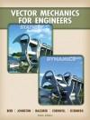Vector Mechancis for Engineers: Statics & Dynamics + CONNECT Access Card for Vec Mech S&D - Ferdinand Beer, Jr., E. Russell Johnston, Phillip Cornwell, David Mazurek