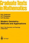 Modern Geometry Methods and Applications: Part II: The Geometry and Topology of Manifolds - S.P. Novikov, A.T. Fomenko