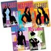 Meg Cabot Mediator 5 Books Collection Pack Set RRP: 39.95 (Haunted, Shadowla... - Meg Cabot