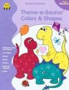 Theme-a-Saurus® Colors & Shapes - Christine Hood
