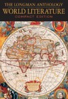 Longman Anthology of World Literature, The, Compact Edition - David Damrosch, April Alliston, Marshall Brown