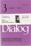 Dialog, nr 3 / marzec 1999 - Peter Turrini, Peter Handke, Christian Skrzyposzek, Redakcja miesięcznika Dialog