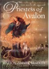 Priestess of Avalon (Avalon, #6) - Marion Zimmer Bradley, Diana L. Paxson