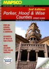 Parker, Hood & Wise Counties Street Guide & Directory - Mapsco Inc