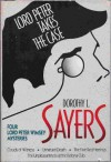 Lord Peter Takes the Case Clouds of Witness/Unnatural Death/The Five Red Herrings/The Unpleasantness at the Bellona Club - Dorothy L. Sayers, Cover Art