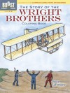 BOOST The Story of the Wright Brothers Coloring Book - Bruce Lafontaine