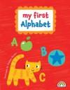 My First Alphabet - Philip Dauncey, Stephen Barker