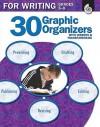 30 Graphic Organizers for Writing Grades 5-8 [With Transparencies] - Christi E. Parker