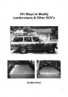 101 Ways to Modify Land Cruisers & Other SUVs - Mike Wood