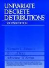 Univariate Discrete Distributions, 2 Volume set - Norman Lloyd Johnson, Samuel Kotz, Adrienne W. Kemp