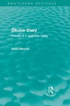Kubo Diary (Routledge Revivals): Portrait of a Japanese Valley - Brian Moeran