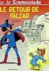 Le Retour de Falzar (Le Scrameusatche 34) - Gos, Walt