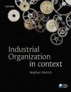 Industrial Organization in Context - Stephen Martin
