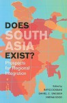 Does South Asia Exist?: Prospects for Regional Integration - Rafiq Dossani, Daniel Sneider, Vikram Sood