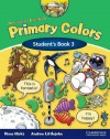 American English Primary Colors 3, Student's Book - Diana Hicks, Andrew Littlejohn