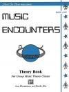 Music Encounters Student Theory Workbook: Level 1 - Alfred Publishing Company Inc.