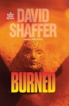 Burned (A Harry Caine Mystery) - David Shaffer