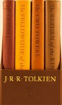 The Hobbit and The Lord of the Rings: Deluxe Pocket Boxed Set - J.R.R. Tolkien
