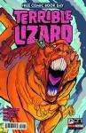 Free Comic Book Day 2015 Terrible Lizard - Cullen Bunn, Drew Moss