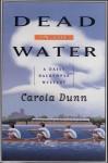 Dead In The Water - Carola Dunn