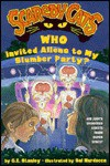 Who Invited Aliens to My Slumber Party - George E. Stanley