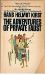 The Adventures Of Private Faust - Hans Hellmut Kirst, J. Maxwell Brownjohn